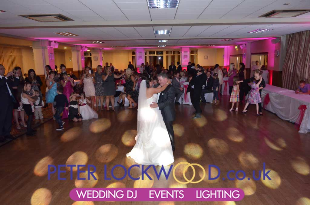 Buile Hill Park Hall Uplighting Hire By Peter Lockwood Events