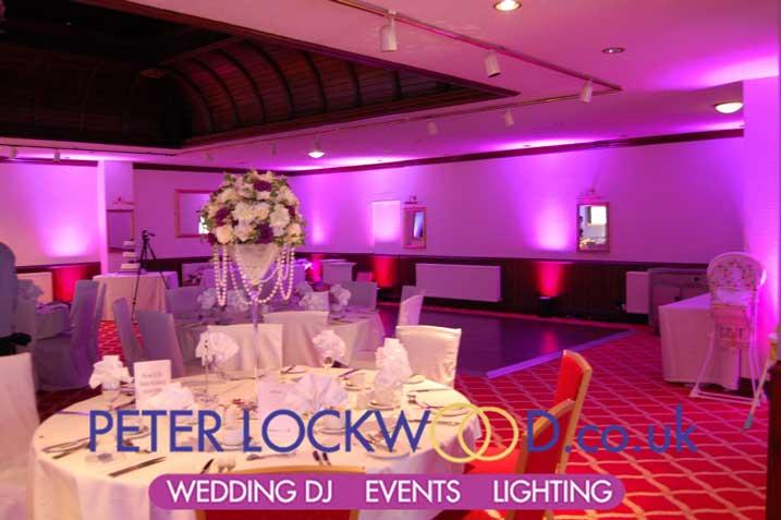 Britannia Country House Hotel Wedding