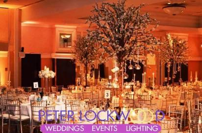 Event and Wedding Venue UpLighting